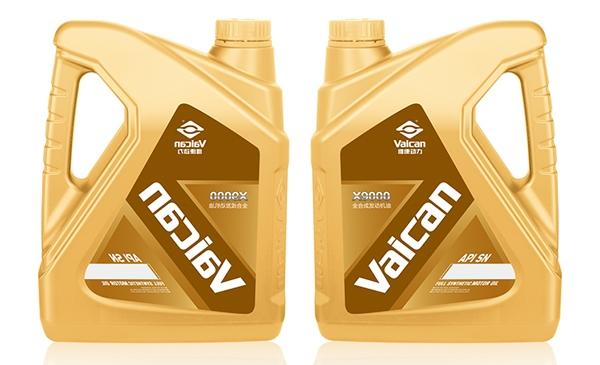 全合成发动机油型号
